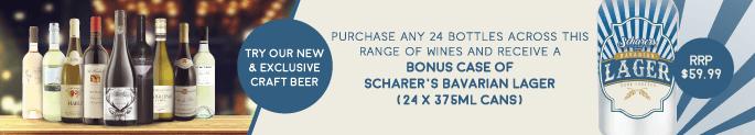 Scharer's beer offer