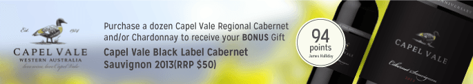 Capel Vale Bonus Offer