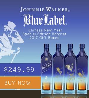 Johnnie Walker Blue Label - Only $219.99