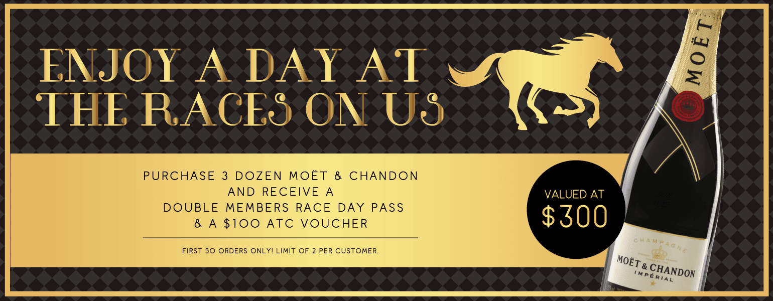 Moet Chandon ATC Offer