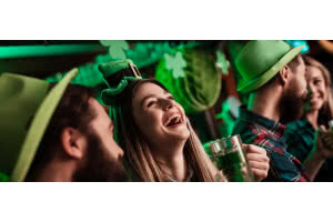 How to make St Patrick's Day fun in the office!