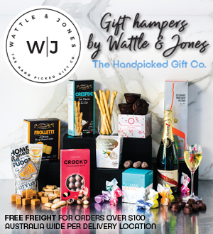 Gift Hampers by Wattle & Jones