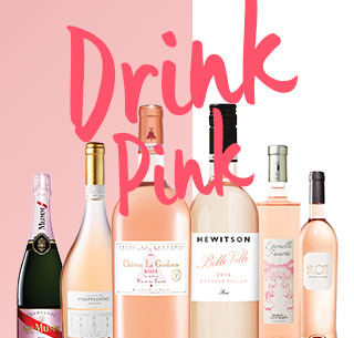 Drink Pink this Festive Season