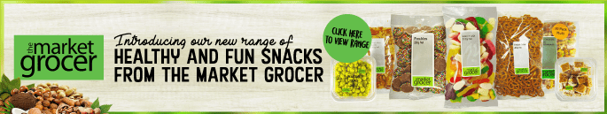 The Market Grocer - Healthy and Fun Snacks